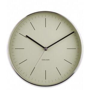 Nástenné hodiny 5732OG Karlsson Minimal, 28 cm
