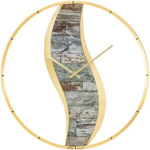 Dizajnové nástenné hodiny AMS 9645, 40 cm