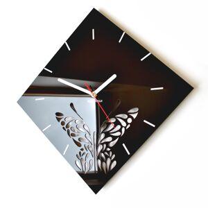 Moderné nástenné hodiny Primavera Flex z46 1-2-3, 30 cm