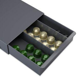 Box na kávové kapsule Balvi Coffee Box 26250, sivý