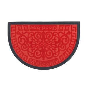 Rohožka Welcome & Goodbye, 60x40cm, rd2247, červená