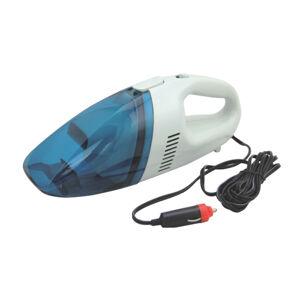 Mini vysávač do auta EUB0969, modrý